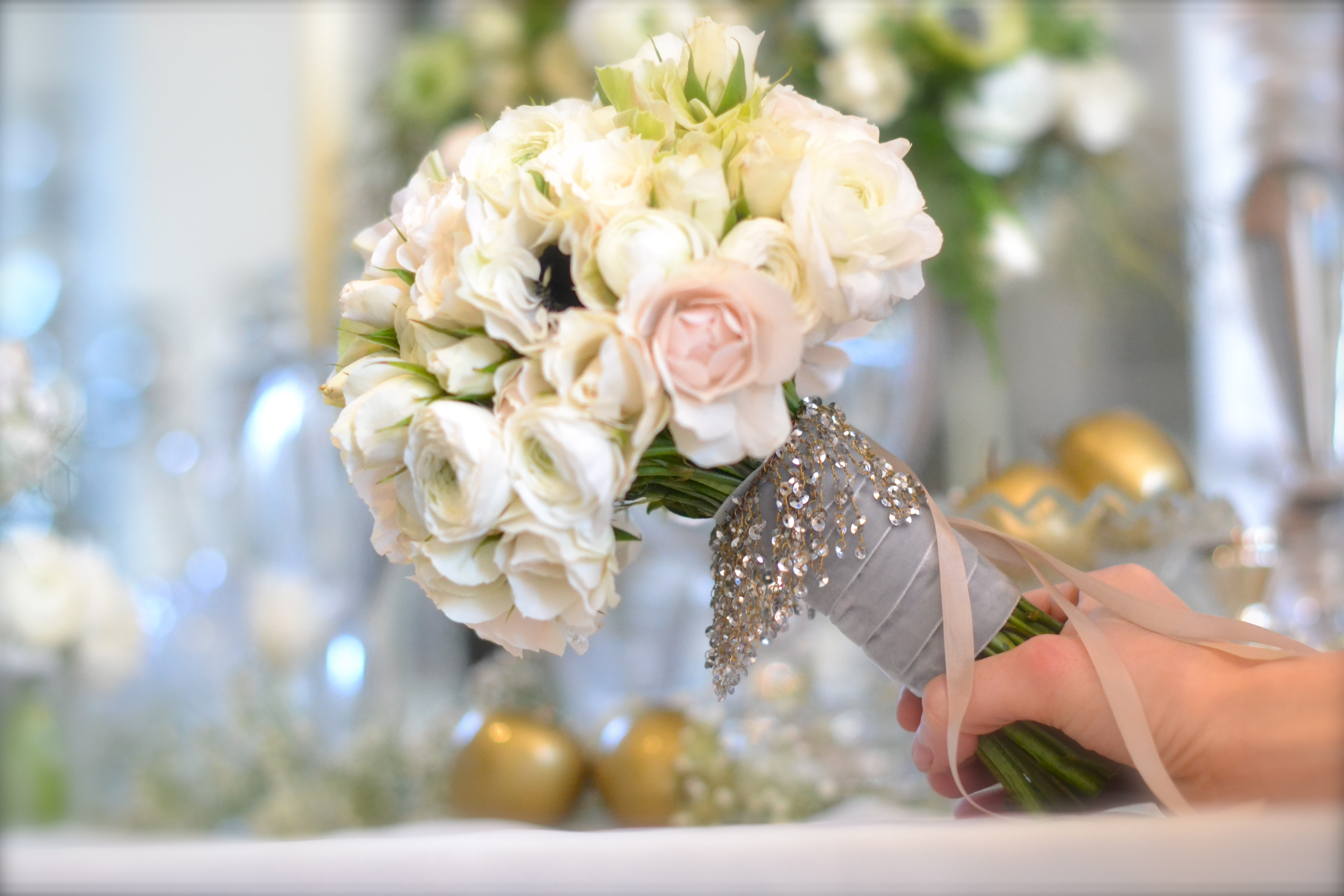 Ferns & Flowers | Ultimate Wedding Magazine 1