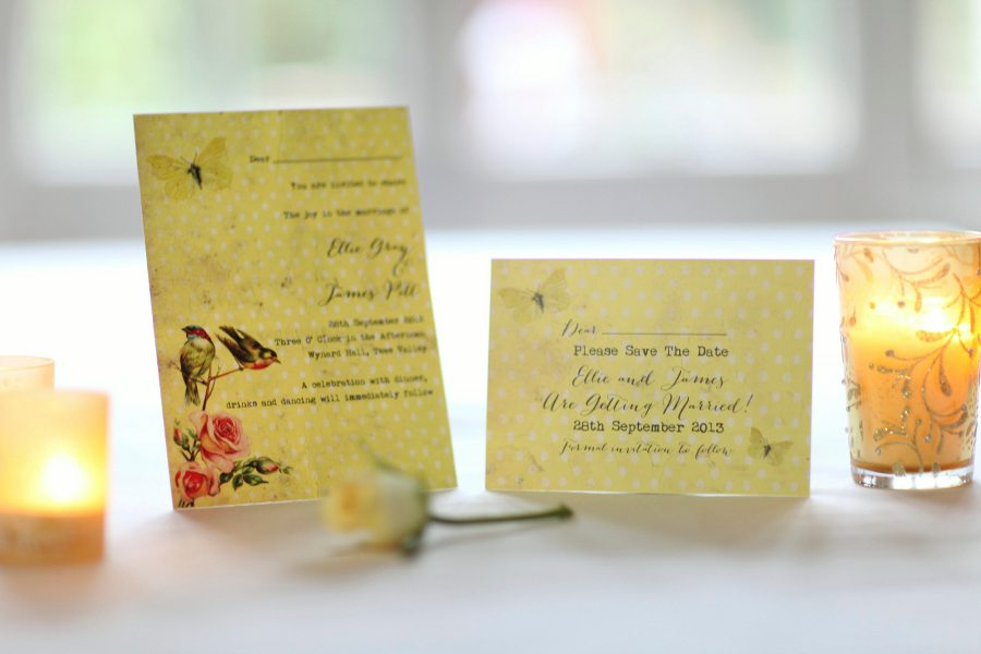 7 Reasons to Say 'Yes' to Printable DIY Stationery | Ultimate Wedding Magazine 3