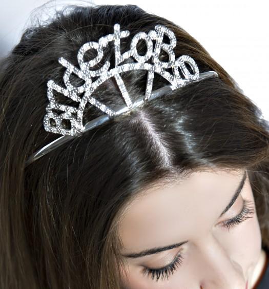 Diamante tiara by Alandra Products