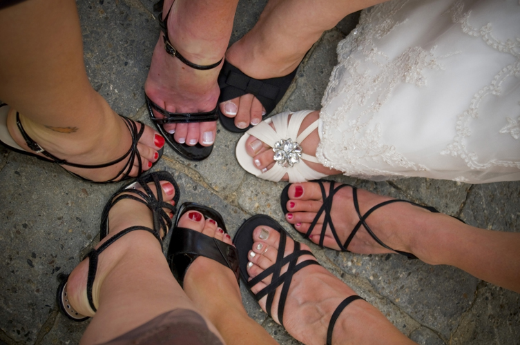 Footloose and fancy free! Choosing the right shoes for your big day  | Ultimate Wedding Magazine 2