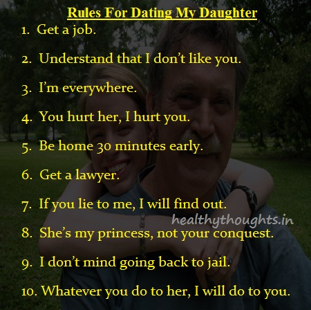 Daughter rules