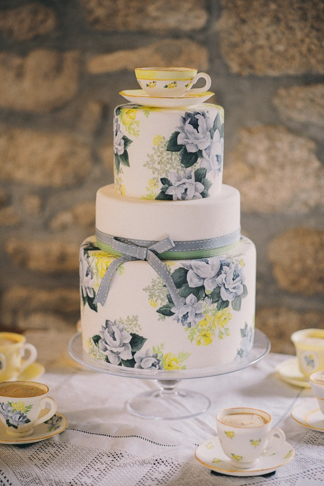 Emily Hankins Cakes - Nick Walker Photography