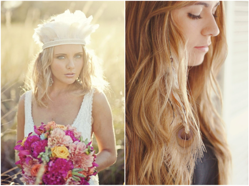Spring is here and it's time to think about wedding hair trials... | Ultimate Wedding Magazine