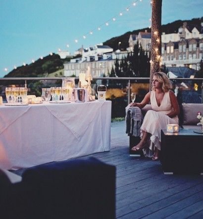 St.Ives Harbour Hotel Bride