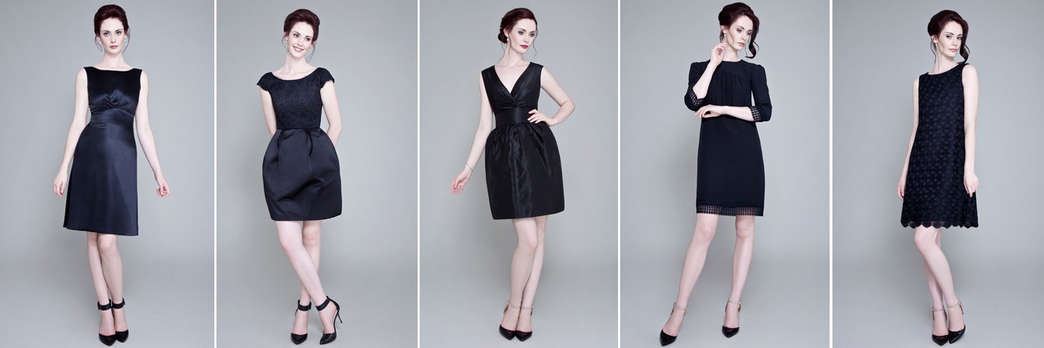 The Little Black Dress Collection by Emma Hunt | Ultimate Wedding Magazine 3