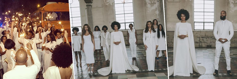 Solange Knowles' Wedding | Ultimate Wedding Magazine 5