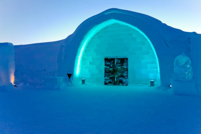 IceHotel | Mini moon In Sweden | Ultimate Wedding Magazine