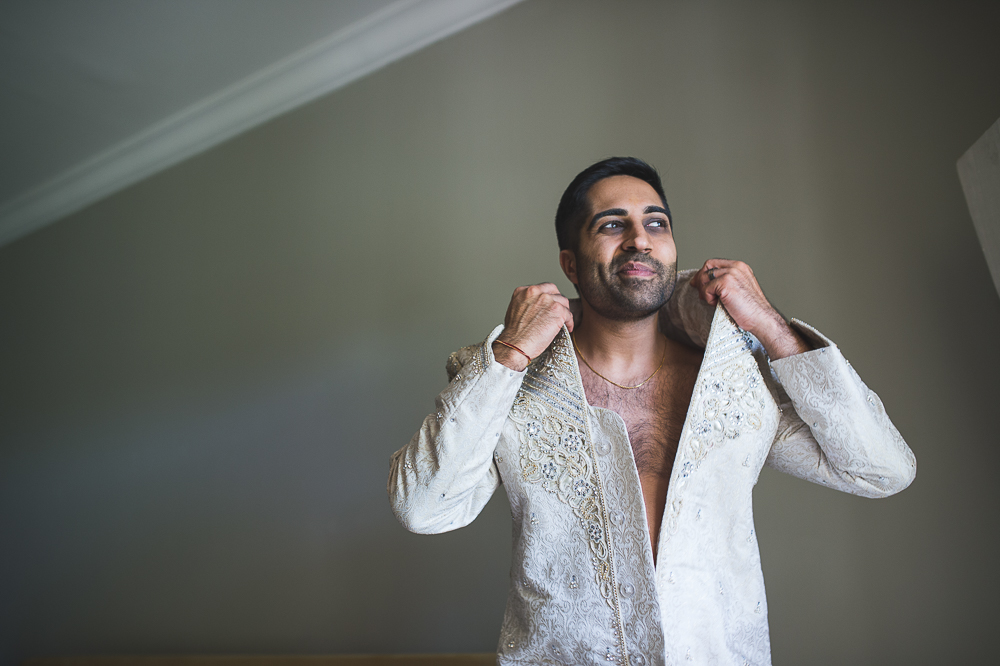 Groom Getting Ready  Indian wedding in Goa   Nishit Parmar   Ultimate Wedding Magazine