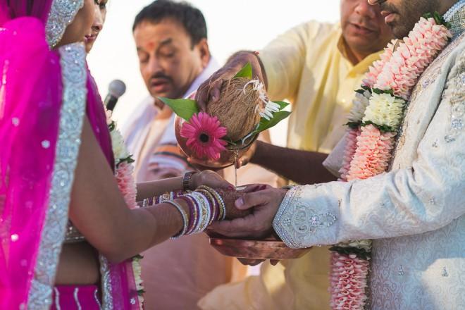 Indian Wedding Tradition   Indian wedding in Goa   Nishit Parmar   Ultimate Wedding Magazine
