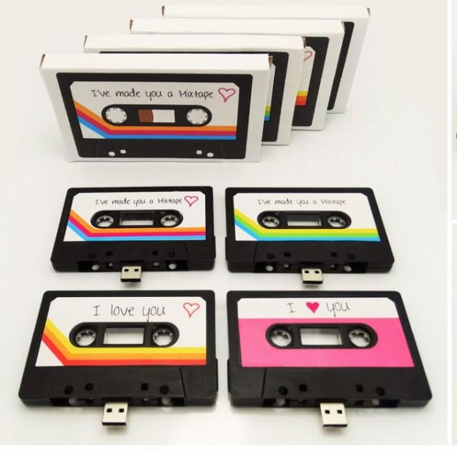 I've made you a Mixtape USB
