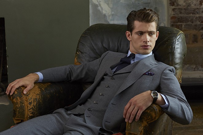 Chester Barrie Suits Autumn Winter 2015-26