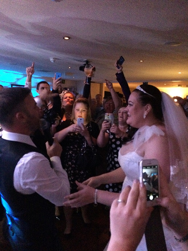 Gary Barlow Wedding05
