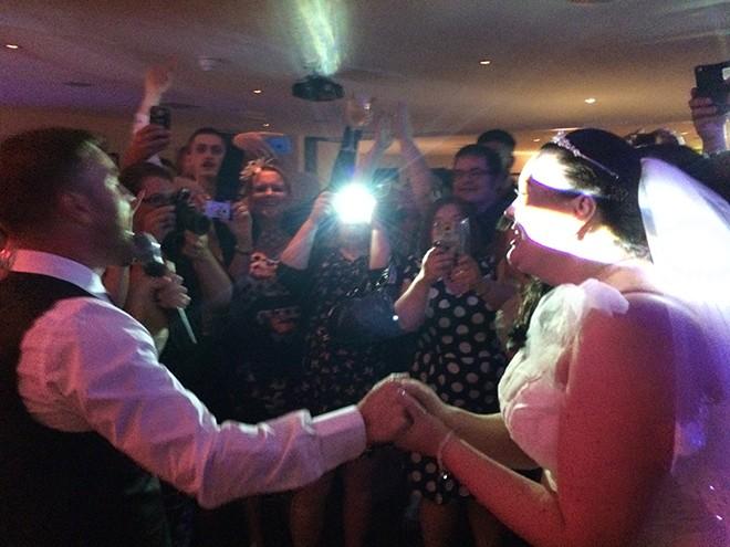 Gary Barlow Wedding07