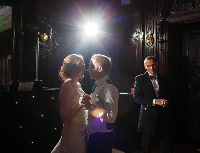 The First Dance | Questions you should ask your prospective DJ | Anthony Winyard Entertainment