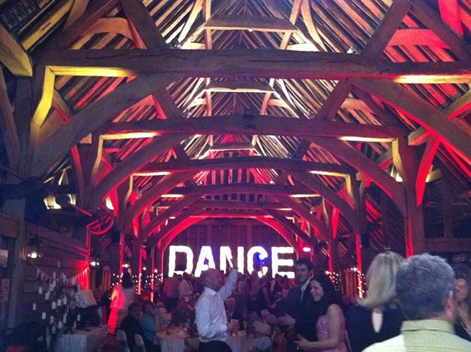 Barn Wedding | Questions you should ask your prospective DJ | Anthony Winyard Entertainment