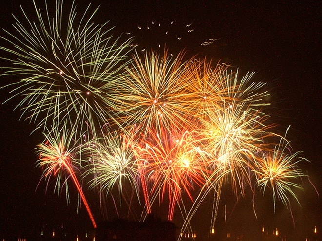 Fireworks | Wedding Entertainment Ideas