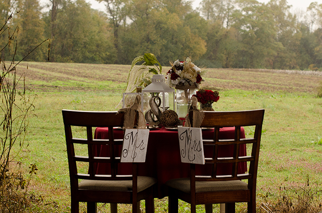 Winter table setup | Christmas Chic | Fancy This Photography | Ultimate Wedding Magazine