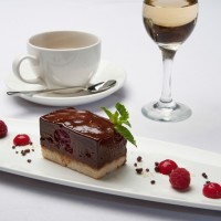 Chocolate-Raspberry-Torte