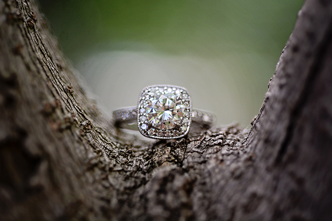 Engagement ring | Engagement Shoot in Charlotte NC | Catrina Earls Photography