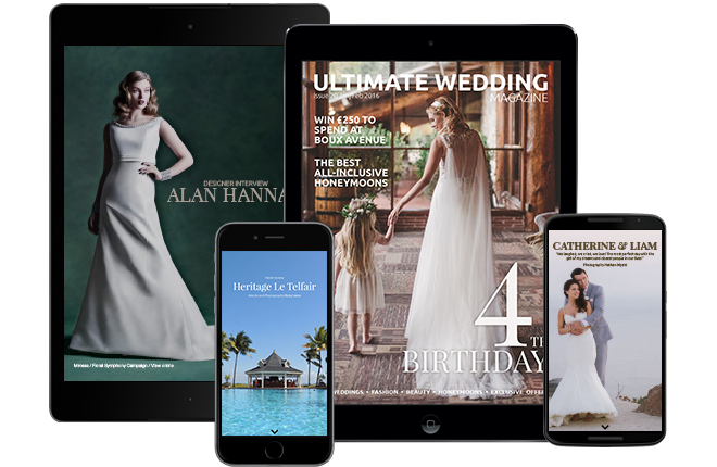 Issue 20 - Digital wedding magazine for tablet and phone