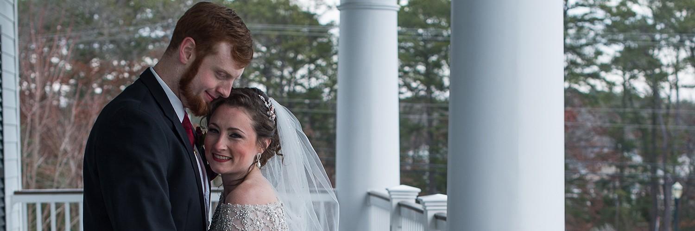 Regal Winter Wedding Cover