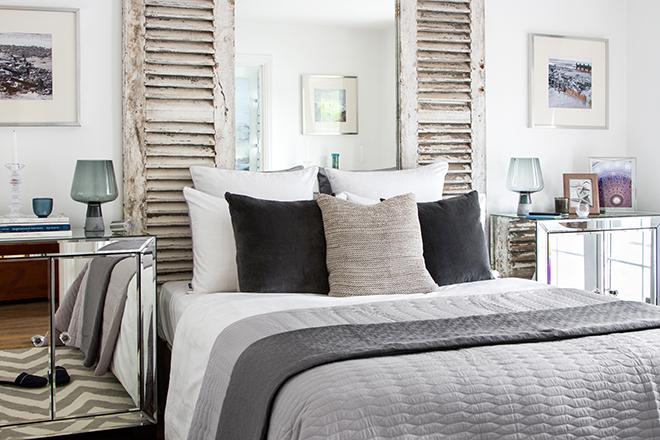 Grey Bedroom | Amara