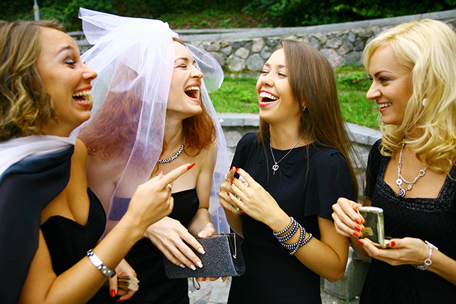 Hen party together | Hen Party Home or Away