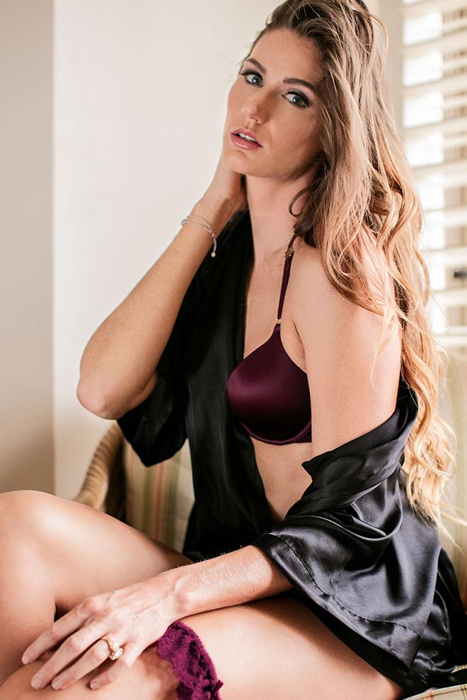 Purple lingerie | Opulent Romance | Mehta Weddings