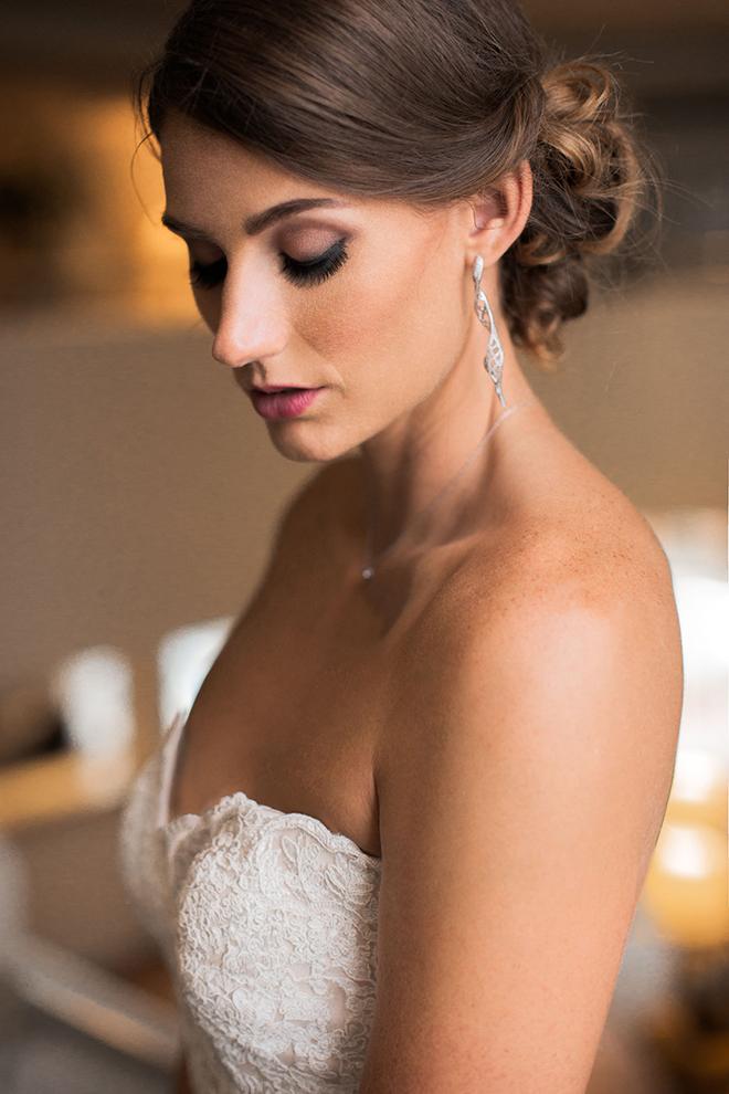 Aldia Design Bridal Earrings | Opulent Romance | Mehta Weddings