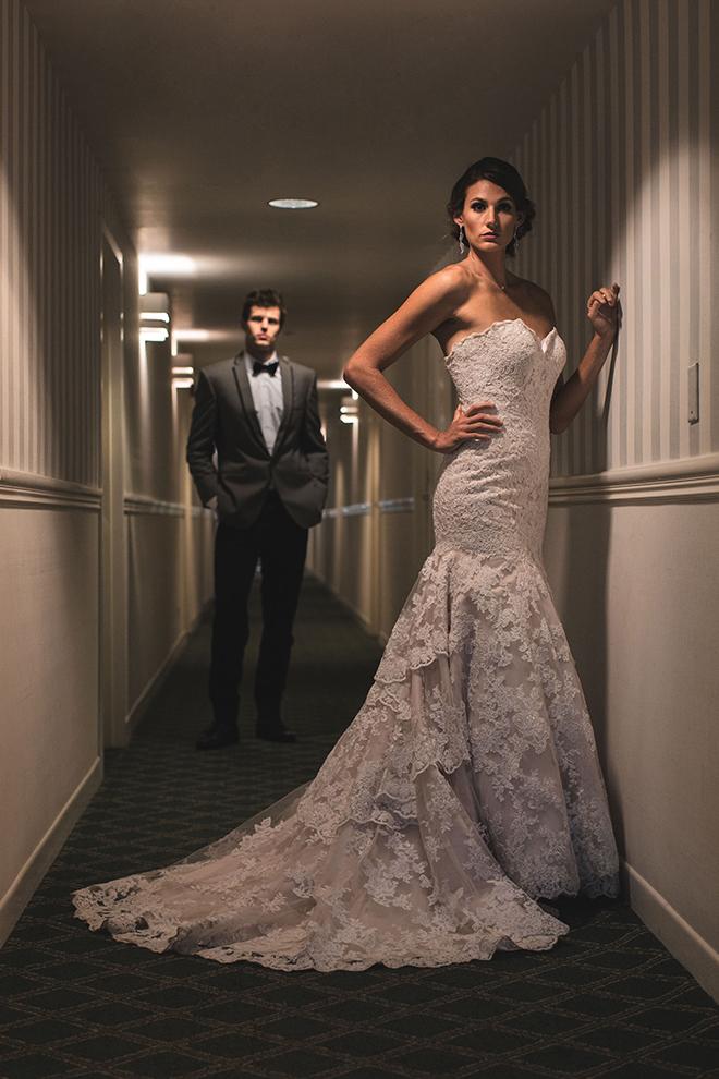 Bride and Groom The Inn at Laguna Beach | Opulent Romance | Mehta Weddings