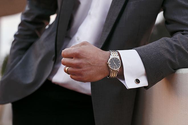 Friar Tux Shop Costa Mesa Cufflinks | Opulent Romance | Mehta Weddings