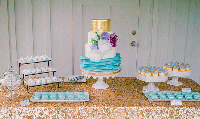 Wedding sweet treats | Paradise in Hawaii | Jenna Lee Pictures