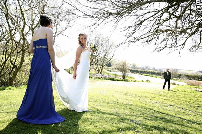 Wedding at Ta Mill Cornwall