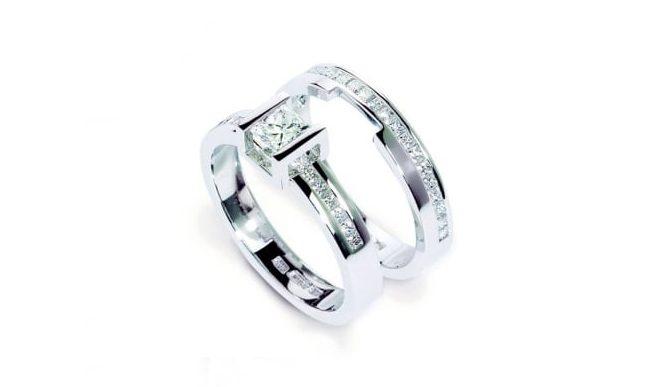 Andrew Geoghegan Ring - Laings of Glasgow