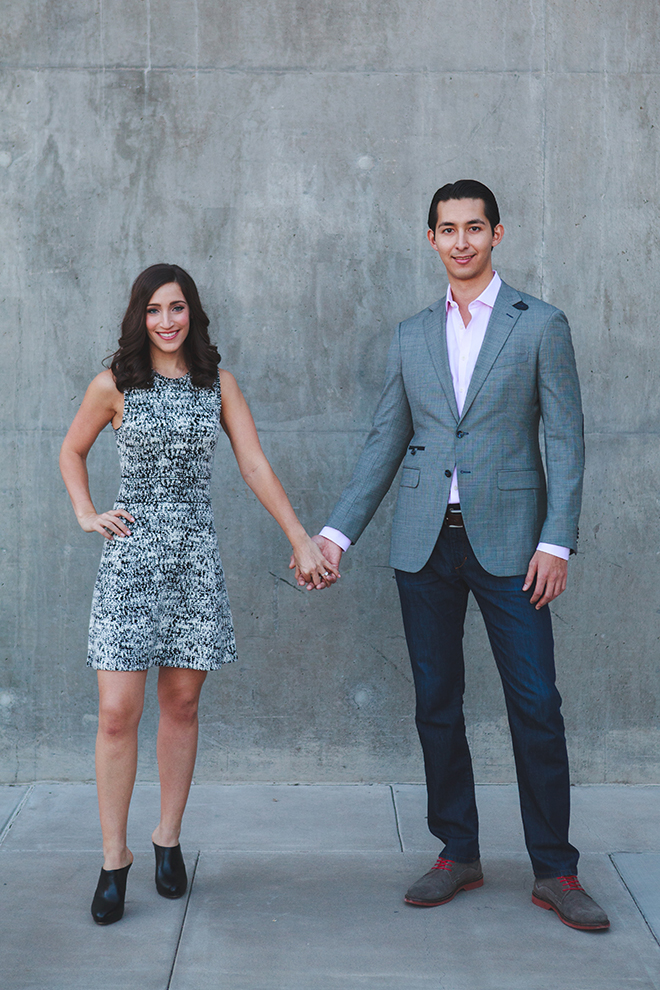 Man and Woman holding hands | Arizona Engagement | Eyes 2 See Photography