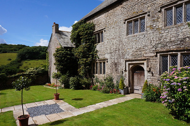 Country House in Cornwall