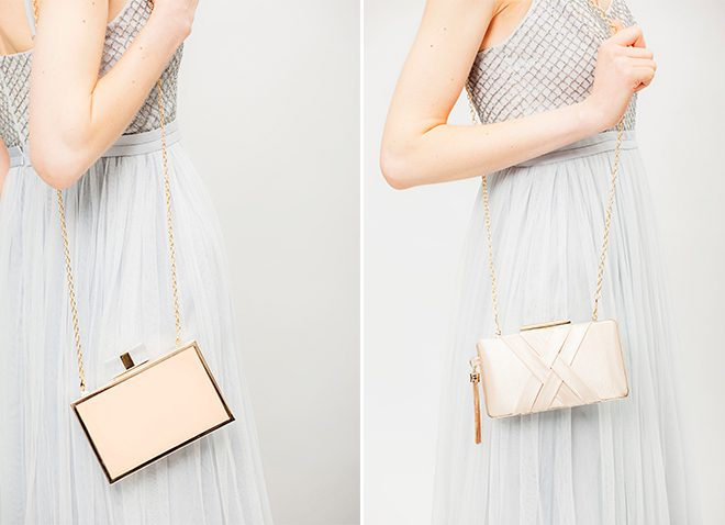 Wedding Clutches by Vintage Styler