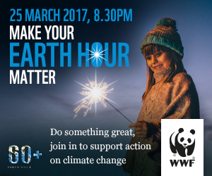 Earth Hour 2017 MPU