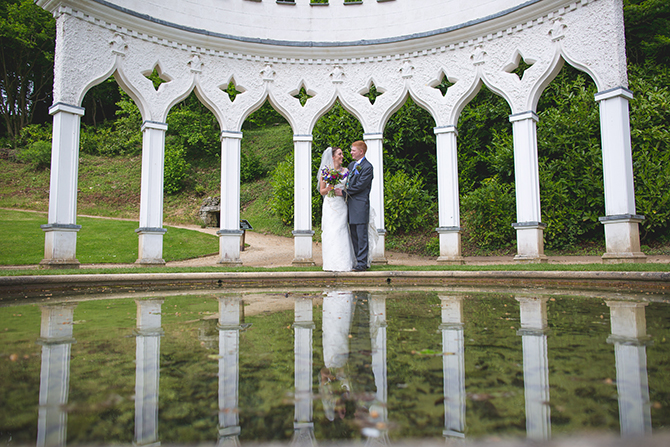 Painswick Rococo Garden Wedding | Outdoor Humanist Wedding | Ragdoll Photography