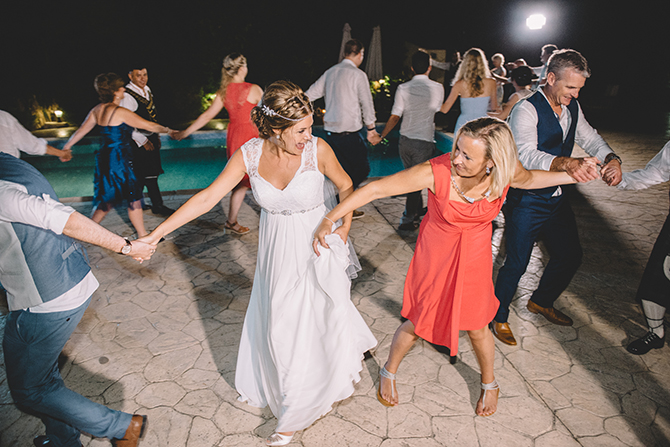 Wedding party | Rustic Wedding in Cyprus | Christodoulou Photography