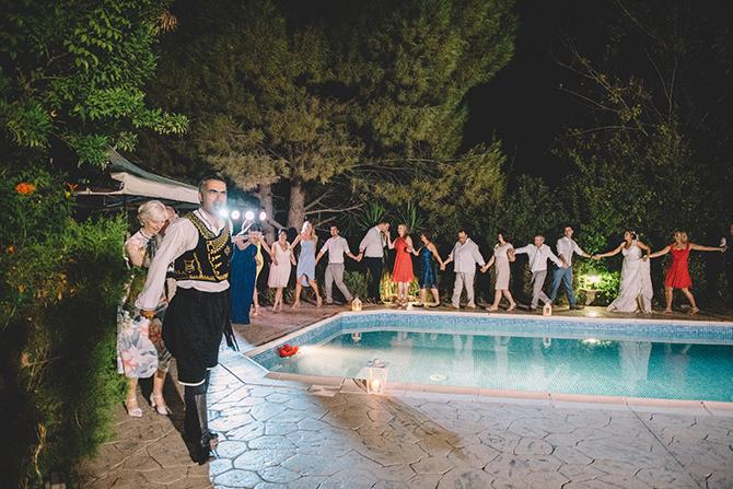 Wedding dancing | Rustic Wedding in Cyprus | Christodoulou Photography