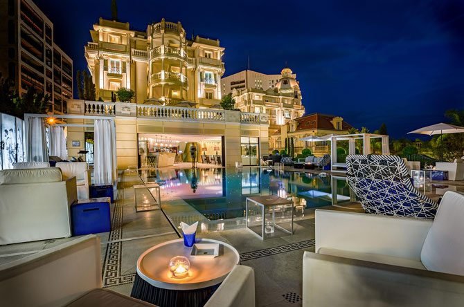 Credit: Hôtel Métropole Monte-Carlo