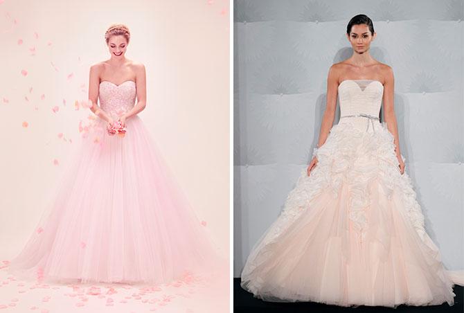 pink-dresses-kleinfeld