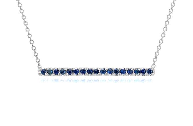 Sapphire Bar by Blue Nile