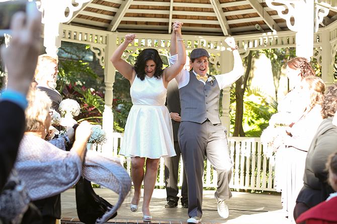 Summer Courtyard Wedding | Live Happy Studio 29