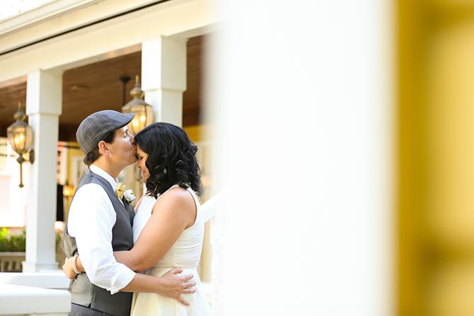 Summer Courtyard Wedding | Live Happy Studio 38