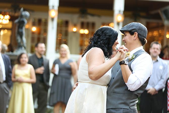 Summer Courtyard Wedding | Live Happy Studio 47