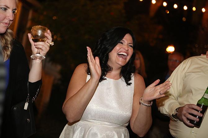 Summer Courtyard Wedding | Live Happy Studio 54