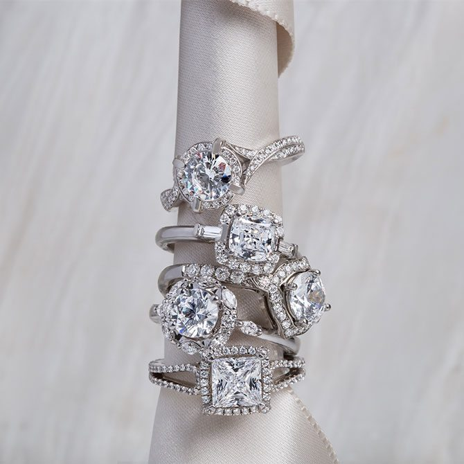 Three New Classic Engagement Ring Styles Ultimate Wedding Digital