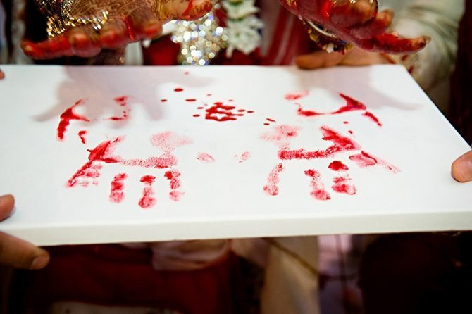 Hindu wedding traditions | Colourful Asian Inspired Hindu Wedding | HRM Photography